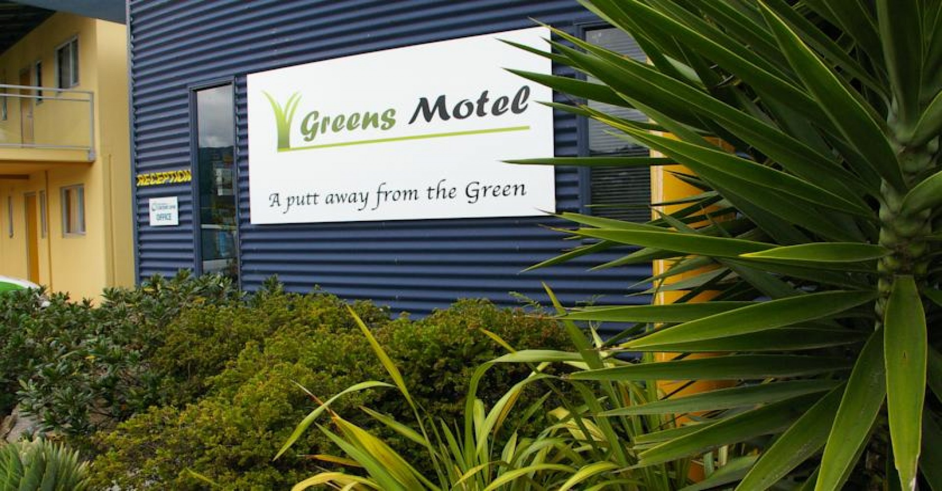 Welcome to Green Motel